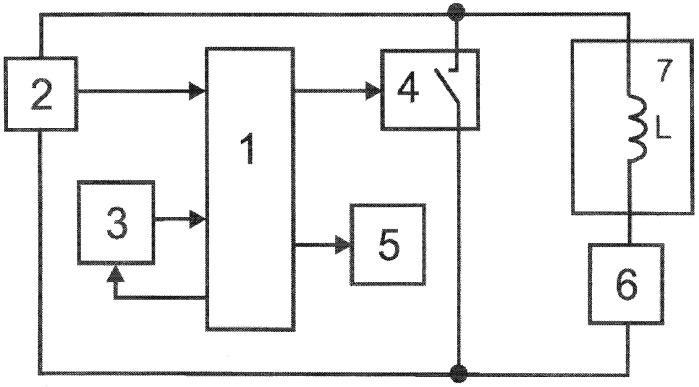Микроконтроллерное устройство для диагностики изоляции обмотки асинхронного двигателя