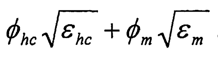Способ для определения свойств земных формаций, использующий измерения диэлектрической проницаемости