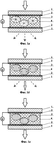 Мультистабильный электрооптический элемент