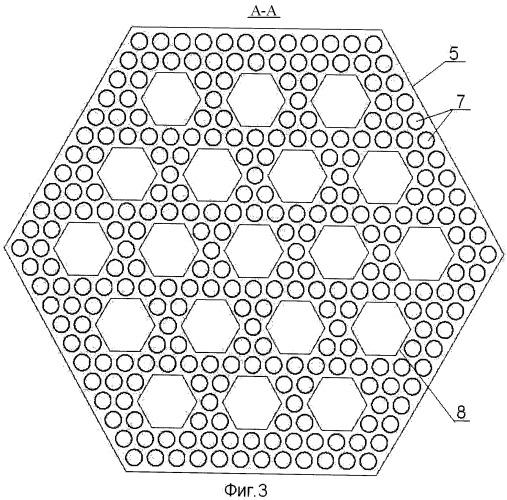 Бесчехловая тепловыделяющая сборка с гексагональной топливной решеткой водо-водяного энергетического реактора (варианты)