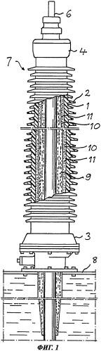 Удлиненный элемент и его применение