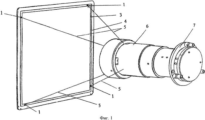 Система автоматического тестирования цифрового приемника рентгеновского излучения