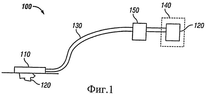 Составной модуль для системы лечения пониженным давлением