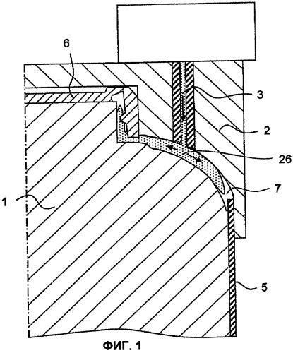 Механизм для инжекционного формования