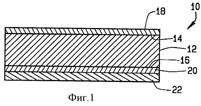 Легкие композитные термопластичные листы, содержащие армирующую оболочку