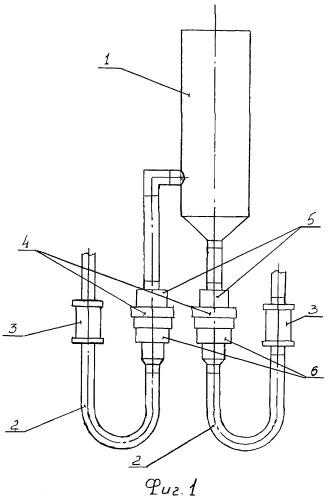 Устройство для демонтажа и монтажа заменяемого агрегата пневмогидросистемы со сменными частями гидроразъемов (варианты)