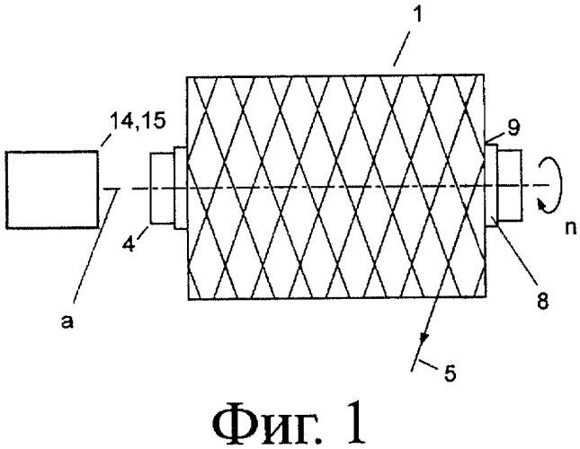 Шпуля и устройство определения качеств материала шпули