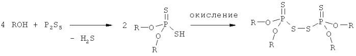 Дитиофосфатная композиция и ее применение в резине