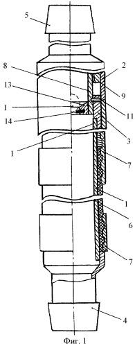 Пакер гидравлический для манжетного цементирования