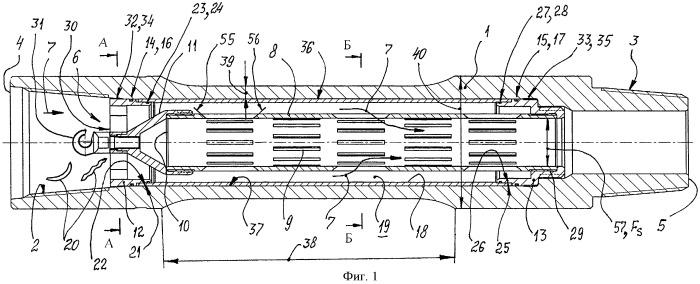 Фильтр для бурильной колонны с гидравлическим забойным двигателем