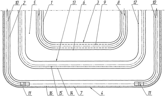 Способ разработки месторождения тяжелой нефти или битума с использованием двухустьевых горизонтальных скважин