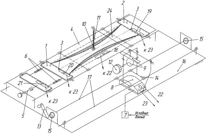 Устройство для измерения поперечной и продольной деформации высокоэластичных материалов
