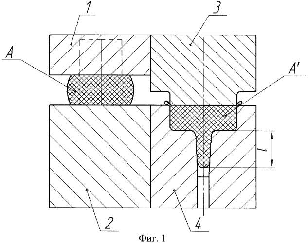 Способ определения коэффициента трения между пластически деформируемым материалом и инструментом