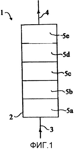 Способ селективного удаления компонента из водной жидкости
