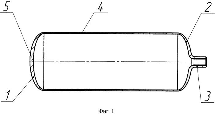 Способ изготовления лейнера и лейнер из алюминиевого сплава