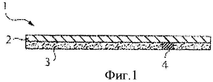 Ламинирующая пленка со встроенной микросхемой