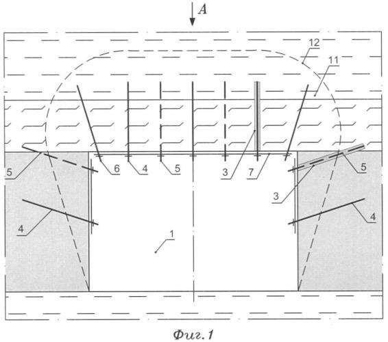 Способ крепления горных выработок анкерной крепью