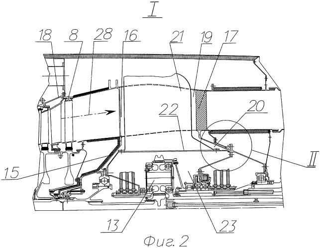 Турбовинтовентиляторный двигатель