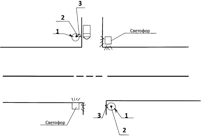 Система и способ управления светофором