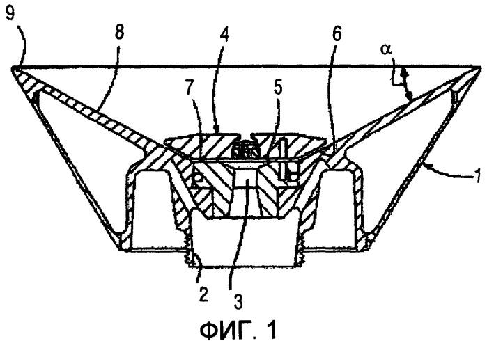 Аппликатор для ротационного распылителя и способ его эксплуатации