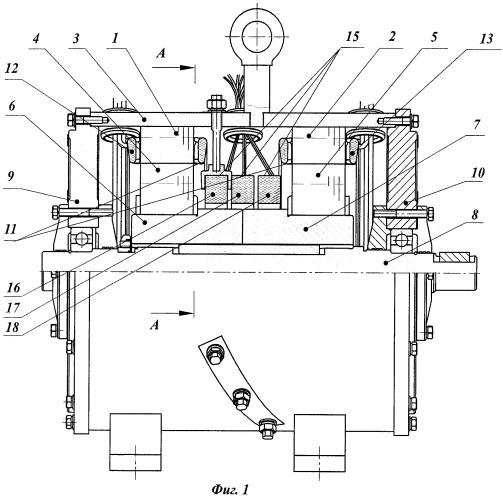 Индукторный сварочный генератор