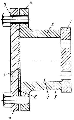 Способ изготовления прямоугольных камер секций аппаратов воздушного охлаждения