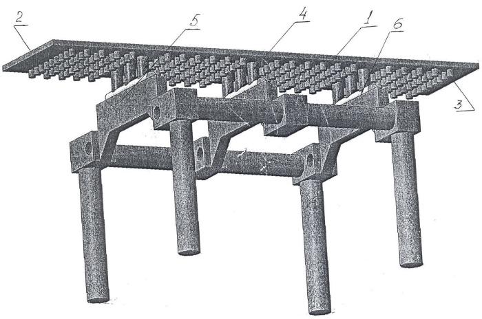 Устройство для формования термопластичных материалов, включая горные породы