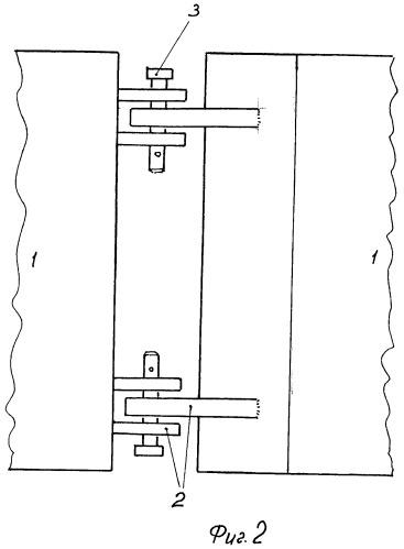Устройство для повышения проходимости боевых машин (варианты)