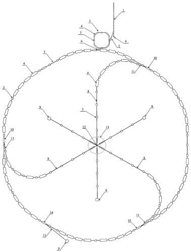 Радиографический комплекс на основе протонного ускорителя для исследования быстропротекающих процессов