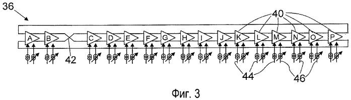 Интегрированный многоканальный преобразователь временных интервалов в код для времяпролетной позитронно-эмиссионной томографии