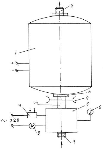 Электроочиститель диэлектрических жидкостей с подогревом