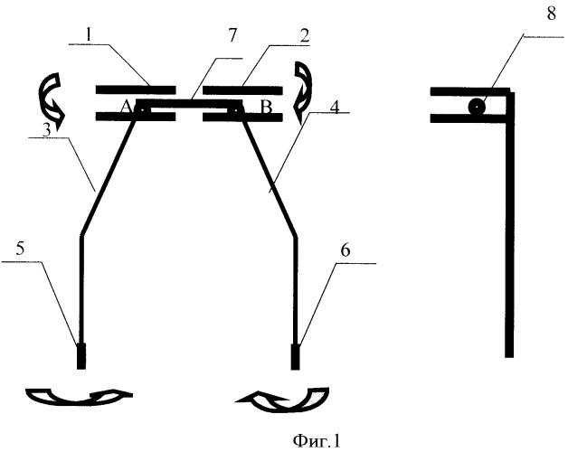 Способ восстановления прямолинейности стропов, канатов, прядей и проволок