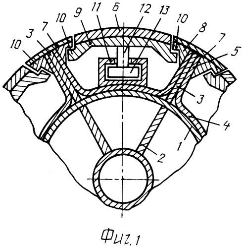 Устройство для изготовления стекплопластиковых труб