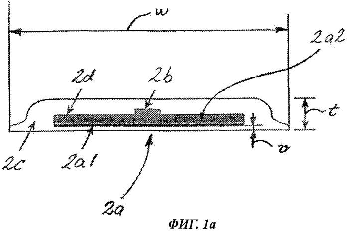 Осветительное устройство для использования в тканой структуре