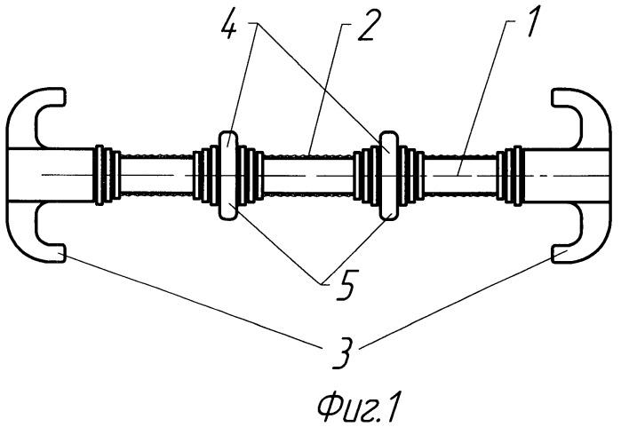 Анкерная связь для термоизоляционных стеновых конструкций