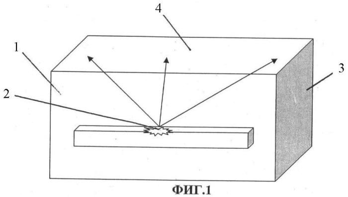 Строительный блок с подсветкой