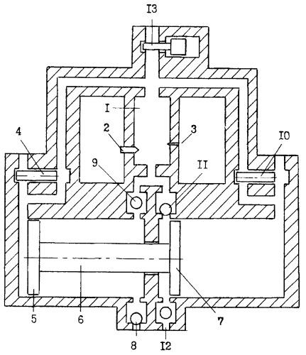 Способ оптимизации процесса расширения продуктов сгорания свободнопоршневого генератора газов с внешней камерой сгорания