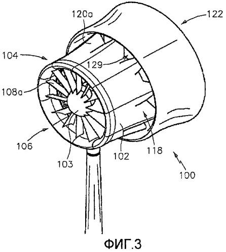 Ветротурбина со смесителями и эжекторами