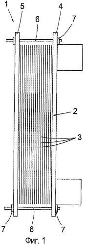 Пластина и уплотнительная прокладка для пластинчатого теплообменника