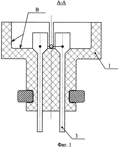 Универсальный одноразовый картридж размыкателя донной станции