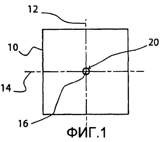 Способ выполнения при помощи лазерного пучка отверстий в детали, изготовленной из композитного материала с керамической основой