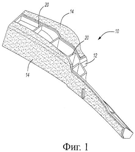 Способ уплотнения, экранирования и упрочнения части самоходного транспортного средства