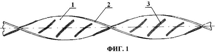 Устройство для интенсификации теплообмена в каналах различного поперечного сечения