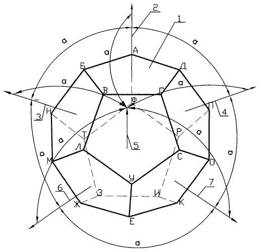 Блок преобразователей механической величины в виде линейного ускорения или угловой скорости
