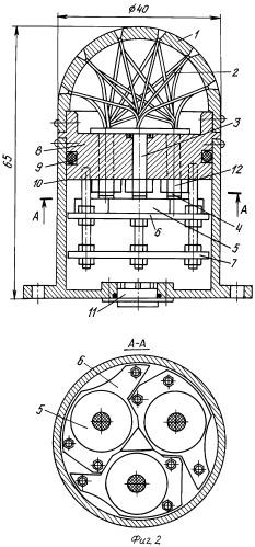 Волоконно-оптический датчик