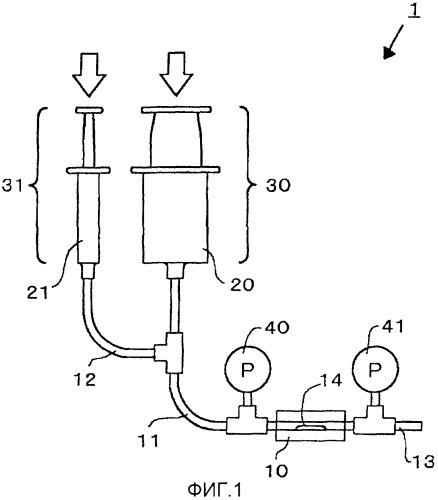 Устройство мониторинга образования тромба и способ мониторинга образования тромба