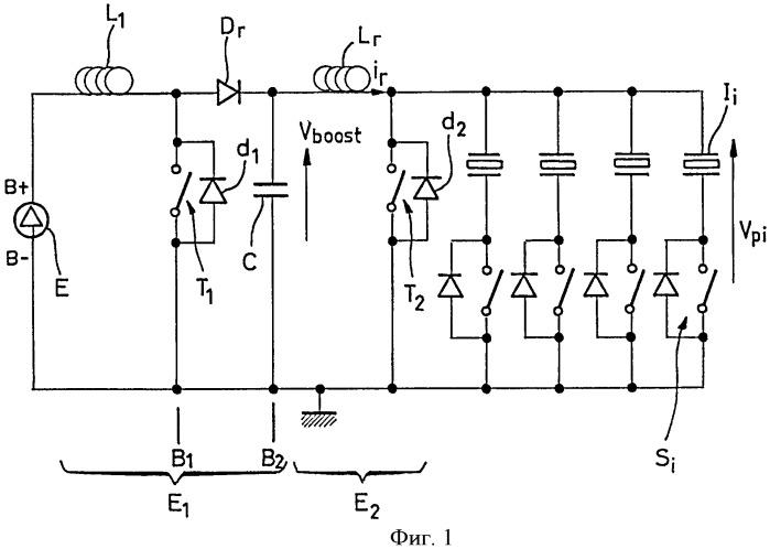 Устройство и способ управления ультразвуковым пьезоэлектрическим приводом