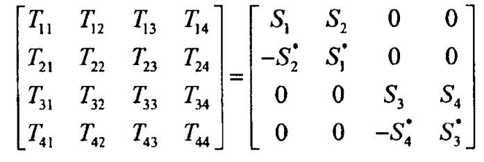 Схема разнесения при передаче с несколькими антеннами