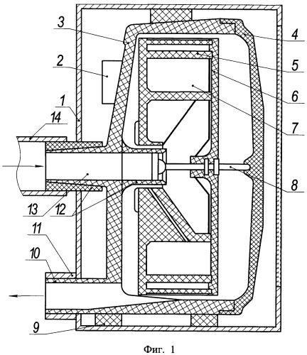 Установка для тепловой обработки жидкости