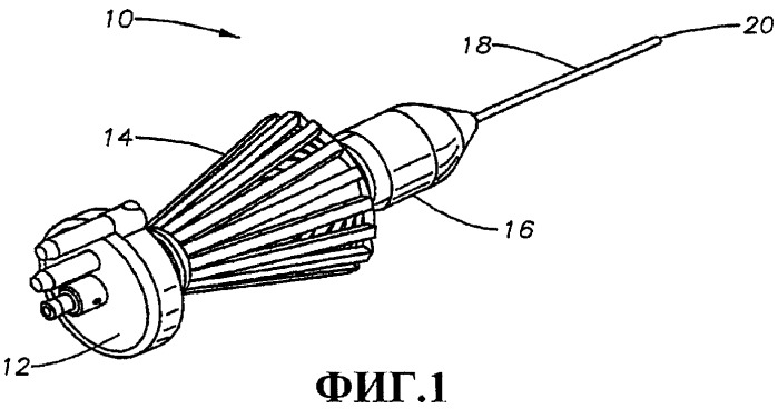 Микрохирургическое устройство